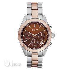 DKNY Ny8515 Chronograph Quarz Damenuhr Armbanduhr Edelstahl Uhr Nolita Chrono in Uhren & Schmuck, Armband- & Taschenuhren, Armbanduhren | eBay!