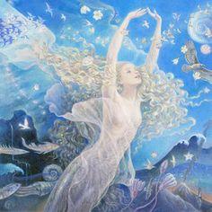 GODDESS CENTRAL Astral Travel . . . I love doing this
