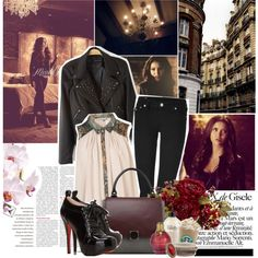 """Katherine Pierce Style {11/20/12}"" by ashleypetrova on Polyvore"