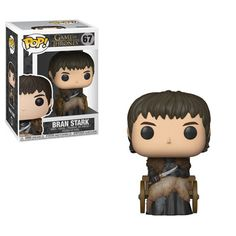 Funko Pop Game of Thrones Bran Stark Pop! Vinyl Figure HBO's Game of Thrones comes the Game of Thrones Bran Stark Pop! Vinyl Figure This vinyl figure measures approximately 3 tall. It comes packaged in a window display box. Game Of Thrones Figures, Funko Game Of Thrones, Game Of Thrones Theon, Game Of Thrones Facts, Pop Game Of Thrones, Game Of Thrones Quotes, Game Of Thrones Funny, Bran Stark, Otaku
