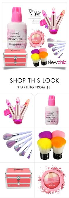 """""""167 newchick"""" by erohina-d ❤ liked on Polyvore featuring beauty"""