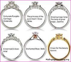 New disney princess engagement rings - My Engagement Ring