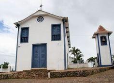 Serro, Minas Gerais - Brasil - Igreja Nossa Senhora do Rosário