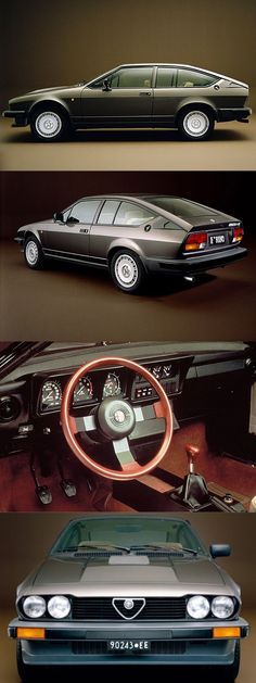 alfa romeo classic cars for sale italy Alfa Romeo Gtv6, Alfa Romeo Cars, Classic Sports Cars, Classic Cars, Retro Cars, Vintage Cars, Supercars, Alfa Gtv, Bmw Series