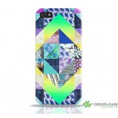 """iPhone 5 case """"Clarice"""" - www.createandcase.com"""