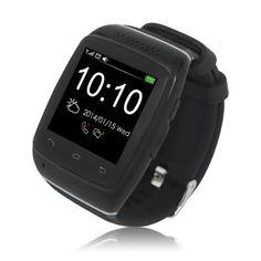 ZGPAX S12 1.54-inch Touch Screen MTK6260 Bluetooth Smart Watch Phone