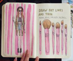 wreck this journal     via Tumblr