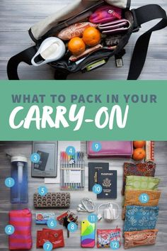 What to Pack in Your Carry-On Packing Tips For Vacation, Travel Packing, Vacation Trips, Packing Hacks, Cruise Tips, Vacation Travel, Italy Vacation, Travel Guides, Travel Tips