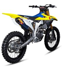 Case of the Yellow Fever! The 2019 RMZ Fully equipped with that American Performance! Suzuki Motocross, Motorcross Bike, Motorcycle Dirt Bike, Motorcycle Style, New Dirt Bikes, Mx Bikes, Bike Pic, Custom Muscle Cars, Dirtbikes