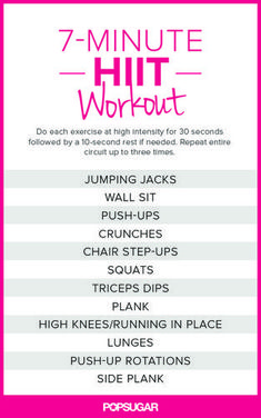 Good mindless stuff to get your heart rate up! I've been doing these short routines in the AM before my shower.