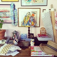 The Australian interior designers to follow on Instagram: @annaspiro Brisbane-based Anna Spiro is an expert in print and pattern with a feed full of joy.