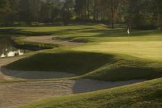 Das schönste Par 4 österreichs - Loch 6 im Golfclub Gut Altentann