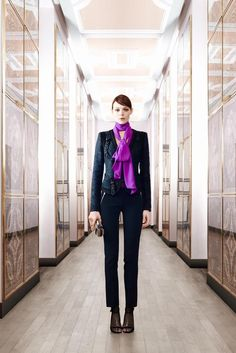 Emilio Pucci 2012 Pre-Fall - Emilio Pucci Collections on ELLE.com
