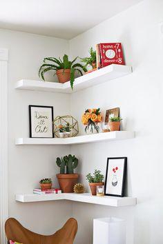 Projets DIY déco rangement à essayer sans plus tarder pour organiser et embellir l'intérieur