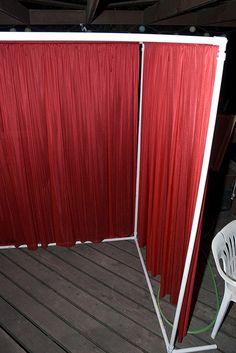 DIY Photo Booth Idea