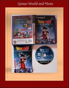 Dragon Ball Z Budokai für Playstation 2