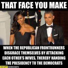 Funniest Barack Obama Memes: That Face You Make