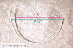 Finding Your Wire Size | Cloth Habit
