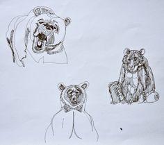 """""""Bears"""" by Fernanda Uribe"""