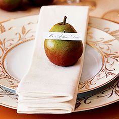 Brides: Style Ideas for a Rustic Fall Reception