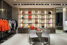 Max Mara flagship store by Duccio Grassi Architects, Vancouver – Canada