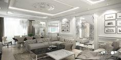 Projektowanie wnętrza stylowej rezydencji