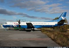 Saab 2000 aircraft picture