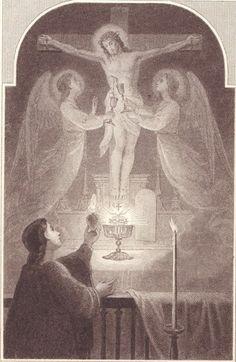 O SANTO SACRIFÍCIO DA MISSA Catecismo Maior de São Pio X  https://www.facebook.com/1557947151116207/photos/a.1558651204379135.1073741828.1557947151116207/1598699527040969/?type=1&theater