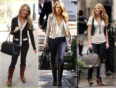 Blake Lively Style: Inspire-se nos looks da It Girl