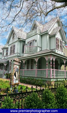 Cape May -- Victorian Seaside Resort Stayed With Linda And Bill for New Years Eve GREAT TIME