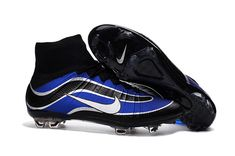 sports shoes 823ac 01168 Nike Mercurial Superfly VI Heritage FG Black/Blue Superfly Soccer Cleats,  Adidas Soccer Shoes