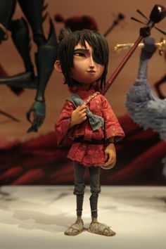 Oscar-Nominated Costumes and More at Art of Motion Picture Costume Design Movie Props, Movie Costumes, Film Movie, 3d Model Character, Character Design, Character Inspiration, Tim Burton, Dojo, Laika Studios