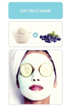 DIY Home Remedies for Glowing Skin From Pinterest - Daily Makeover