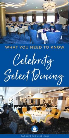 Guide to Celebrity Select Dining Plus on Celebrity Edge - We answer all your questions in this complete guide to Celebrity Select Dining Plus on Celebrity Edge, the line's newest class of ships! Celebrity Cruise Ships, Celebrity Cruises, Cruise Checklist, Cruise Tips, Four Restaurant, Restaurant Guide, Dinner Reservations, Cruise Reviews, New Class