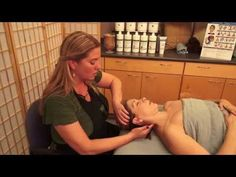 Massage Tutorial: Myofascial Release for TMJ pain - YouTube
