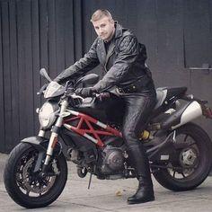 Gay motorcycle sex