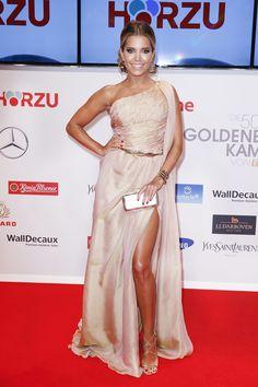 Sylvie Meis bei der Goldenen Kamera in Hamburg