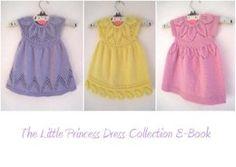 The Little Princess Dress Collection E-Book