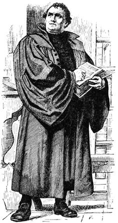 Image result for protestant reformation clipart