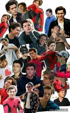 My gorgeous Peter Parker/Tom Holland Marvel Memes, Marvel Comics, Tom Peters, Tom Holland Peter Parker, Bae, Men's Toms, Tommy Boy, Marvel Actors, Cute Celebrities