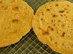 soft homemade tortilla -no rolling -have to try!