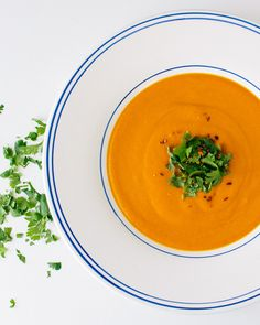 Carrot Coconut Curry Soup   A Couple Cooks