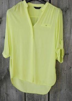Kup mój przedmiot na #vintedpl http://www.vinted.pl/damska-odziez/koszule/16351727-neonowa-koszula-oversize-must-have