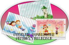 Pépinette à l'école: Les puzzles numériques