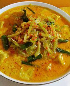 Fish Recipes, Veggie Recipes, Asian Recipes, Cooking Recipes, Soup Recipes, Indonesian Cuisine, Indonesian Recipes, A Food, Indonesia