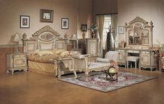 antique bedroom furniture - Google Search