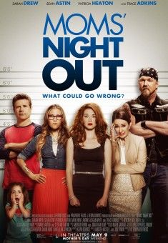 Moms' Night Out Movie in theaters May 9th, 2014.
