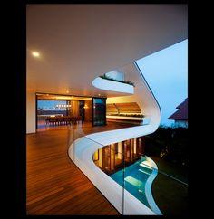 Great terrace lines
