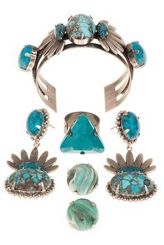 Turquesa na primavera-verão 2013/14 da Mary Design, no Minas Trend