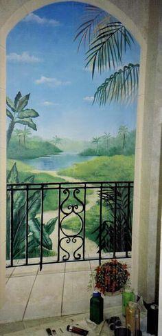 Mural by Louise Moorman